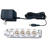 CS4DBT-D [ブースター内蔵分配器 CS・BS・UHF・VHF・FM・VL用 1端子通電]