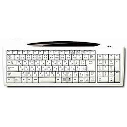 OWL-KB103F1(W) [USB&PS/2接続 日本語 103キーボード ホワイト]