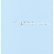 LPF-1002-B [フエルアルバムDigio プラコート台紙(ホワイト) L ブルー]