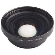 DW-6 [0.79倍 WideConversion Lens(ワイドコンバージョンレンズ)]