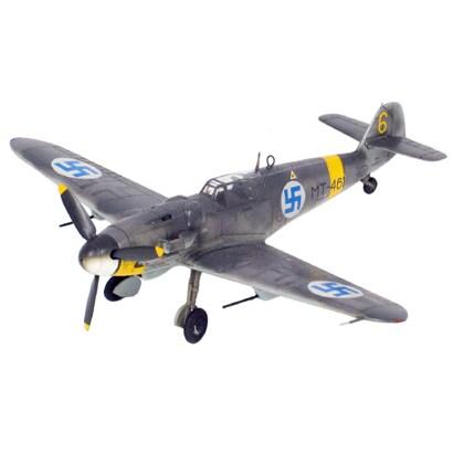 1/72 FL14 メッサーシュミット Bf-109 G-6 [1/72スケールプラモデル]