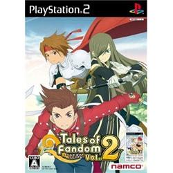 テイルズ オブ ファンダム Vol.2(ティアバージョン) [PS2ソフト]
