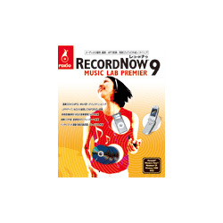 RecordNow 9 Music Lab Premier Windows [Vista対応]