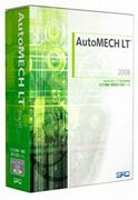 AutoMECH LT2008 基本製品 [Windowsソフト]