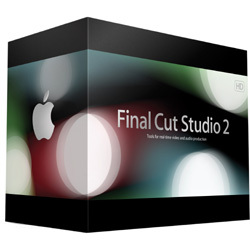 Final Cut Studio 2 アップグレード版 Final Cut Pro/Production Suite用 Mac