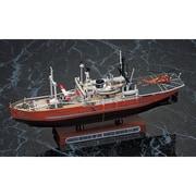 """南極観測船 宗谷 """"第三次南極観測隊"""" [1/350スケール プラモデル 2015年12月上旬再生産]"""