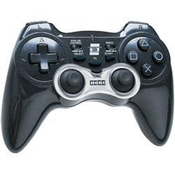 ホリパッド3ターボ ブラック [PS3用]