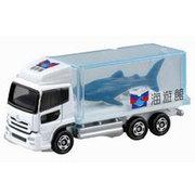 トミカ No.69 水族館トラック サメ(BP)