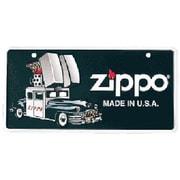 メタルプレート・ZIPPOカー