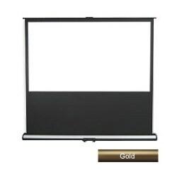 G1-100GWG103 (ゴールド) [16:9 100インチ フロアスタンドタイプスクリーン ホワイト]