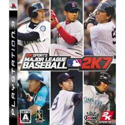 メジャーリーグベースボール 2K7 [PS3ソフト]