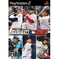 メジャーリーグベースボール 2K7 [PS2ソフト]