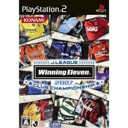 Jリーグ ウイニングイレブン 2007 クラブ チャンピオンシップ [PS2ソフト]