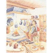 ジグソー アルプスの少女ハイジ やぎのおちちのチーズ 300ピース [ジグソーパズル]