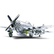"""61090 リパブリック P-47D サンダーボルト """"バブルトップ"""" [1/48 傑作機シリーズ]"""