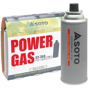 POWER GAS ST-7601 3本セット [キャンプ・アウトドア 燃料]
