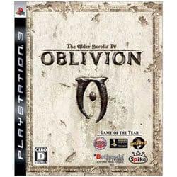 The Elder Scrolls IV:オブリビオン [PS3ソフト]