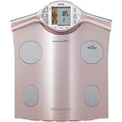 体脂肪体重計 BC-620-CP(コーラルピンク) インナースキャン50V