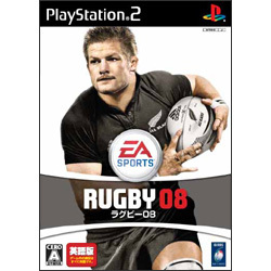 EA SPORTS ラグビー08 [PS2ソフト]
