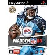 MADDEN(マッデン) NFL 08 [PS2ソフト]