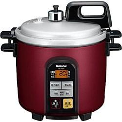 電気圧力鍋(マイコンタイプ) SR-P32A-R(エレガントレッド)