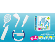 PWA-SPA スポーツゲーム用リモコンアタッチメント [Wii用]