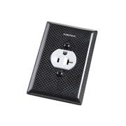 OUTLET COVER 104-S [ハイエンドグレード コンセントカバー]