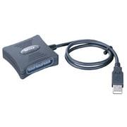 BGCUPS202BKA [USB ゲームパッドコンバータ 2ポートモデル]