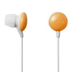 EHP-AIN60DR (オレンジ) [カナルタイプ インナーイヤーヘッドホン] EAR DROPS COLORS