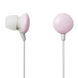 EHP-AIN60PN (ピンク) [カナルタイプ インナーイヤーヘッドホン] EAR DROPS COLORS
