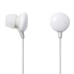 EHP-AIN60WH (ホワイト) [カナルタイプ インナーイヤーヘッドホン] EAR DROPS COLORS