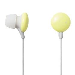 EHP-AIN60YL (イエロー) [カナルタイプ インナーイヤーヘッドホン] EAR DROPS COLORS