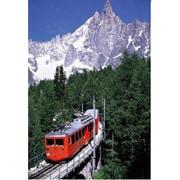 ジグソー RS-32-107 モンタンヴェールの登山鉄道-フランス 300ピース [ジグソーパズル]