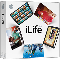 iLife 08 Mac