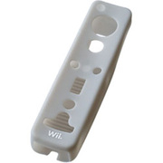Wiiリモコン用シリコンカバー グレー [Wii用]