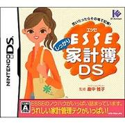 ESSEしっかり家計簿DS [DSソフト]