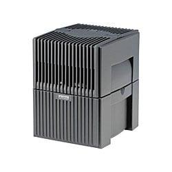 加湿器(ディスク気化式) LW14J(ブラック)(加湿10畳まで 空清6畳まで) エアウォッシャー