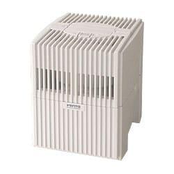 加湿器(ディスク気化式) LW14-WJ(ホワイト)(加湿10畳まで 空清6畳まで) エアウォッシャー