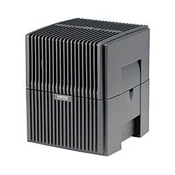 加湿器(ディスク気化式) LW24J(ブラック)(加湿20畳まで 空清12畳まで) エアウォッシャー