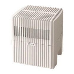 加湿器(ディスク気化式) LW24-WJ(ホワイト)(加湿20畳まで 空清12畳まで) エアウォッシャー