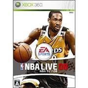 NBAライブ 08 [XB360ソフト]