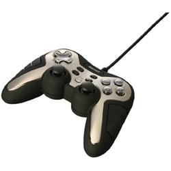BGCMUCF1206BK [USB接続 ゲームパッド モーションセンサー付 12ボタン ブラック]