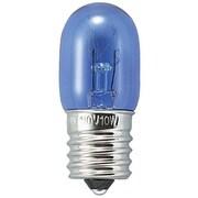 T201710DLC [白熱電球 ナツメ球 E17口金 10W 昼光]