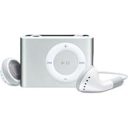 iPod shuffle 1GB シルバー [MB225J/A]