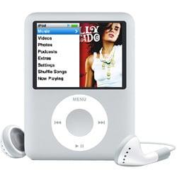 MA978J/A(シルバー) [メモリーオーディオ 4GB] iPod nano 3rd