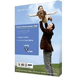 F-Secureインターネットセキュリティ2008 [Windowsソフト]