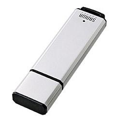 UFD-A128M2SV [USB2.0フラッシュディスク 128MB シルバー]
