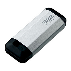 UFD-RM1G2SV [USB2.0フラッシュディスク 1GB シルバー]