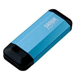 UFD-RM512M2BL [USB2.0フラッシュディスク 512MB ブルー]