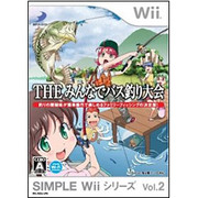 THE みんなでバス釣り大会 (SIMPLE Wiiシリーズ Vol.2) [Wiiソフト]